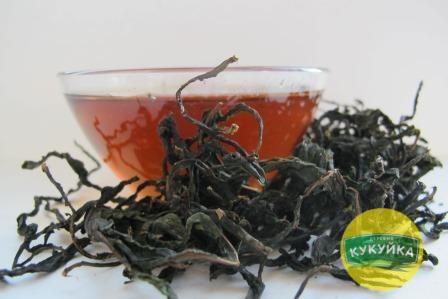 Иван-чай ферментированный из Кукуйки ручной работы