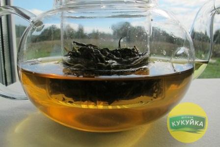 Иван-чай зеленый заваренный